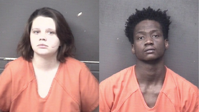 (From left to right) Tanda M. Lee, 23, and Mateo D. Williams, 20, both of Rock Island have each been charged with first degree murder of a 4-month-old.