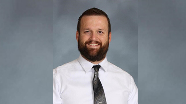 Paul Mills was named the new principal of Roosevelt Elementary School in Moline on April 15, 2020.
