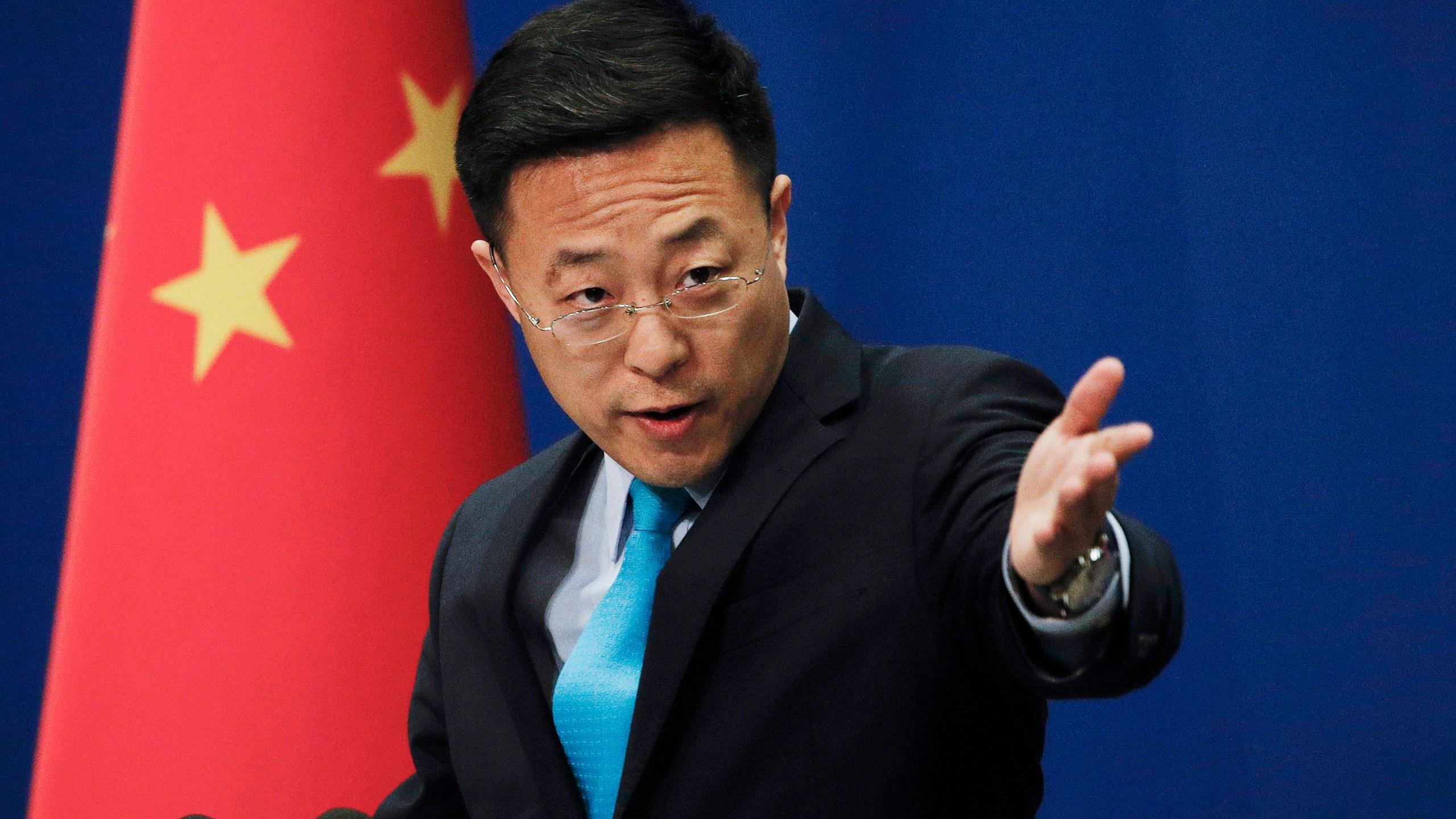 Zhao Lijian