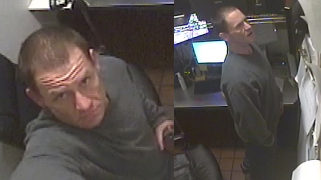 Moline Police Department is looking for this suspect involved in a burglary incident at Qdoba Mexican Grill in Moline on Thursday, May 21, 2020. Anyone with information on this business burglary is encouraged to contact the Moline Police Department at (309) 797-0406 or Crime Stoppers of the Quad Cities at (309) 762-9500 or use the free mobile app P3 Tips.