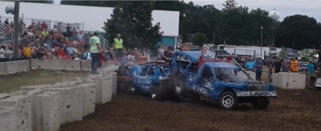 Clinton County Fairgrounds To Host Two Demolition Derby Events Ourquadcities