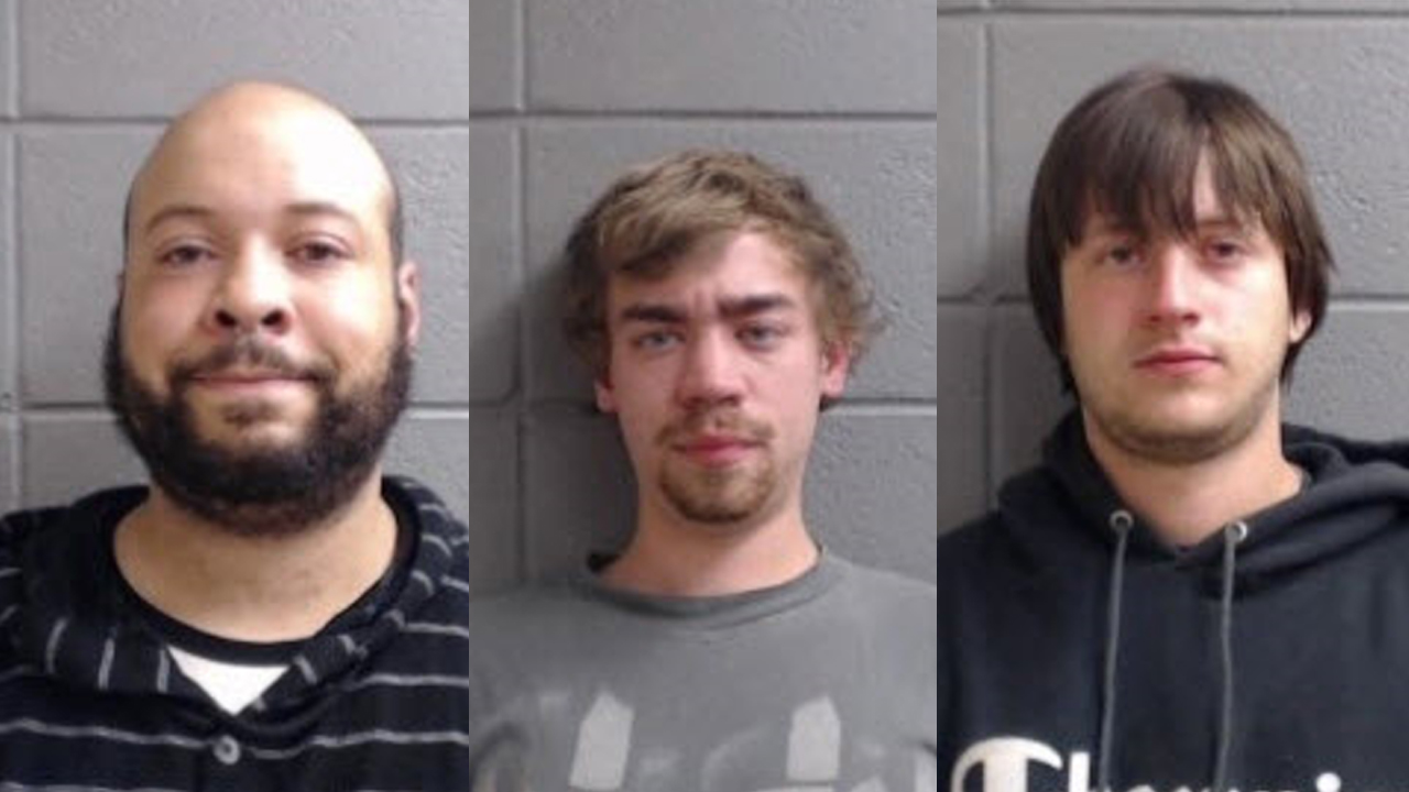 Three Arrested In Sterling For Trespassing In A Vacant Building Ourquadcities Robyn dixon fired from rhop kempire daily. three arrested in sterling for