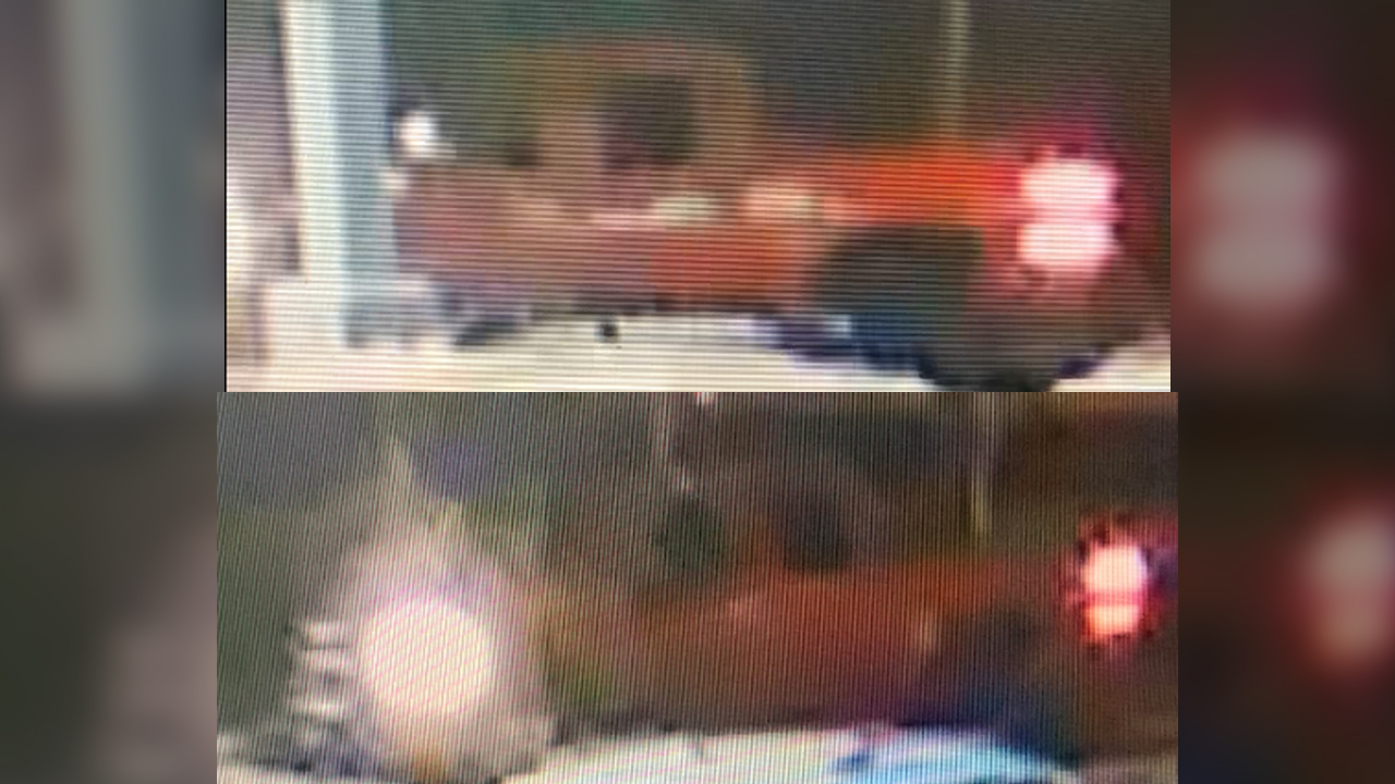 The Sterling Police Department is asking for the public's help in identifying a truck that they believe was connected to a robbery on October 14, 2020.