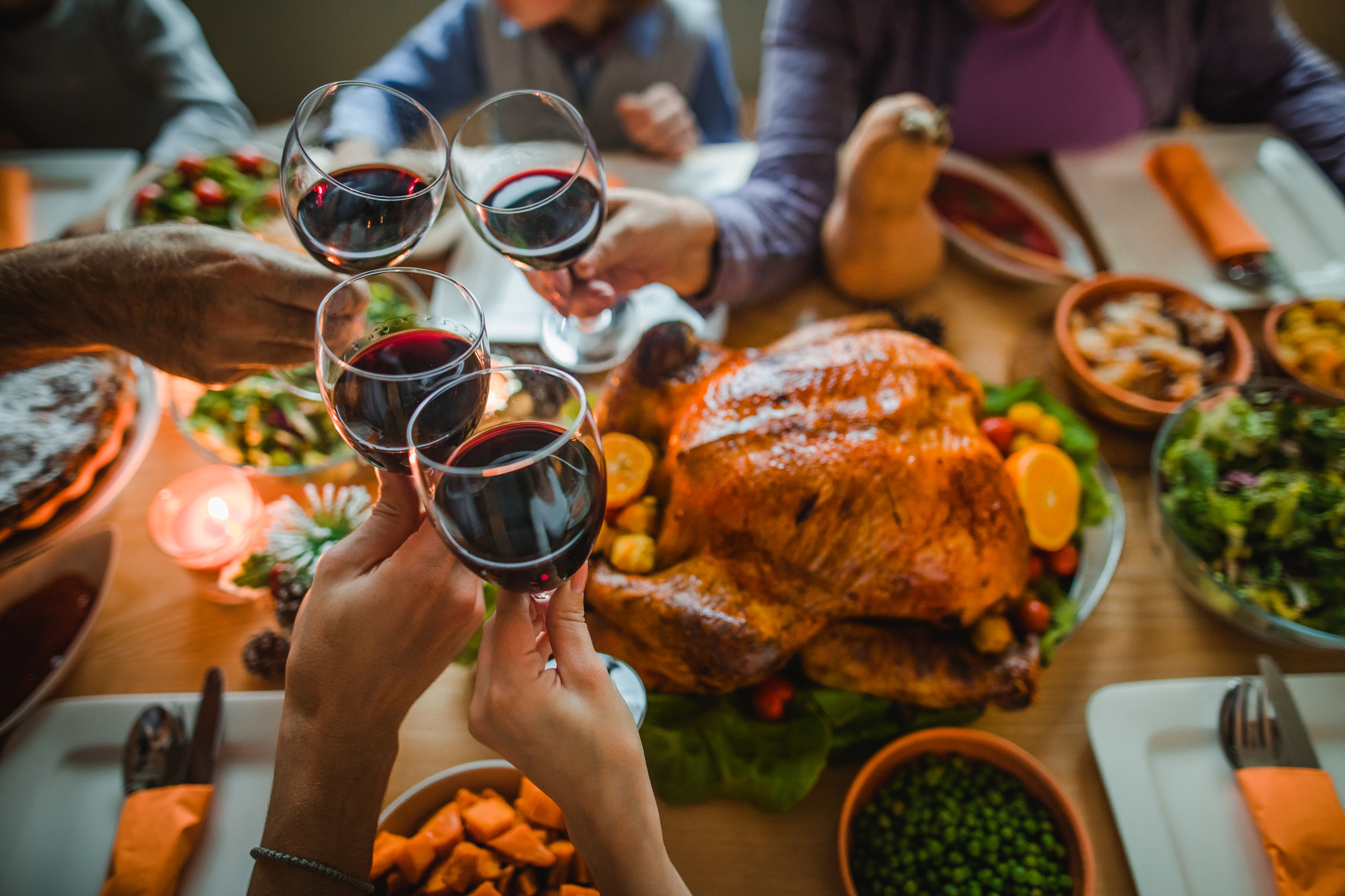 Will Someone At Your Thanksgiving Have Covid This Tool Can Help You Predict Ourquadcities