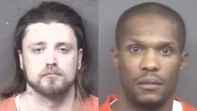 (From left to right) Michael Essary, 33; John Manning, 45 (photo from 2007).