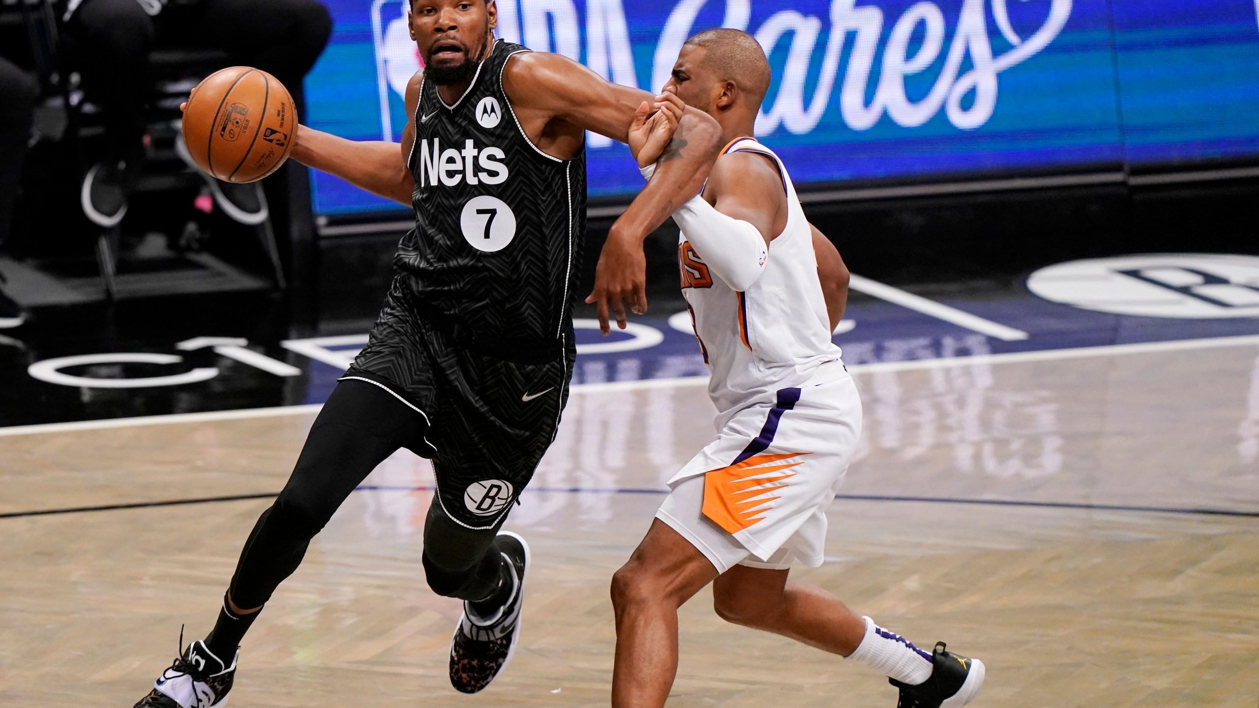 Kevin Durant, Chris Paul