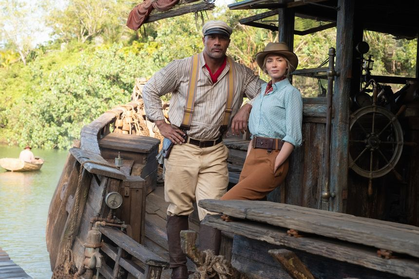 Linda Cook review: 'Jungle Cruise' is worth the trip | OurQuadCities